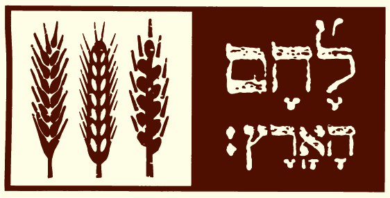 לוגו לחם הארץ